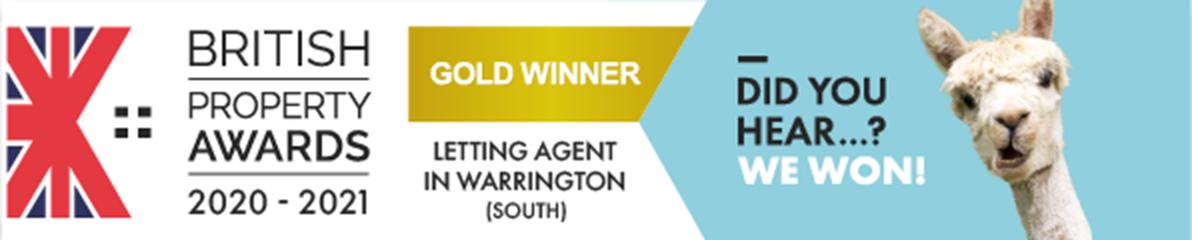British Property Awards - Gold Winner
