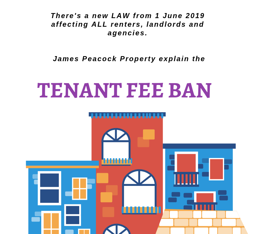 Say goodbye to tenant fees