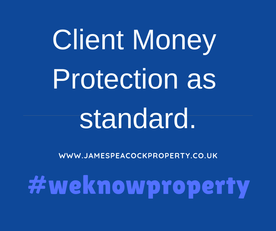 Client Money Protection as Standard