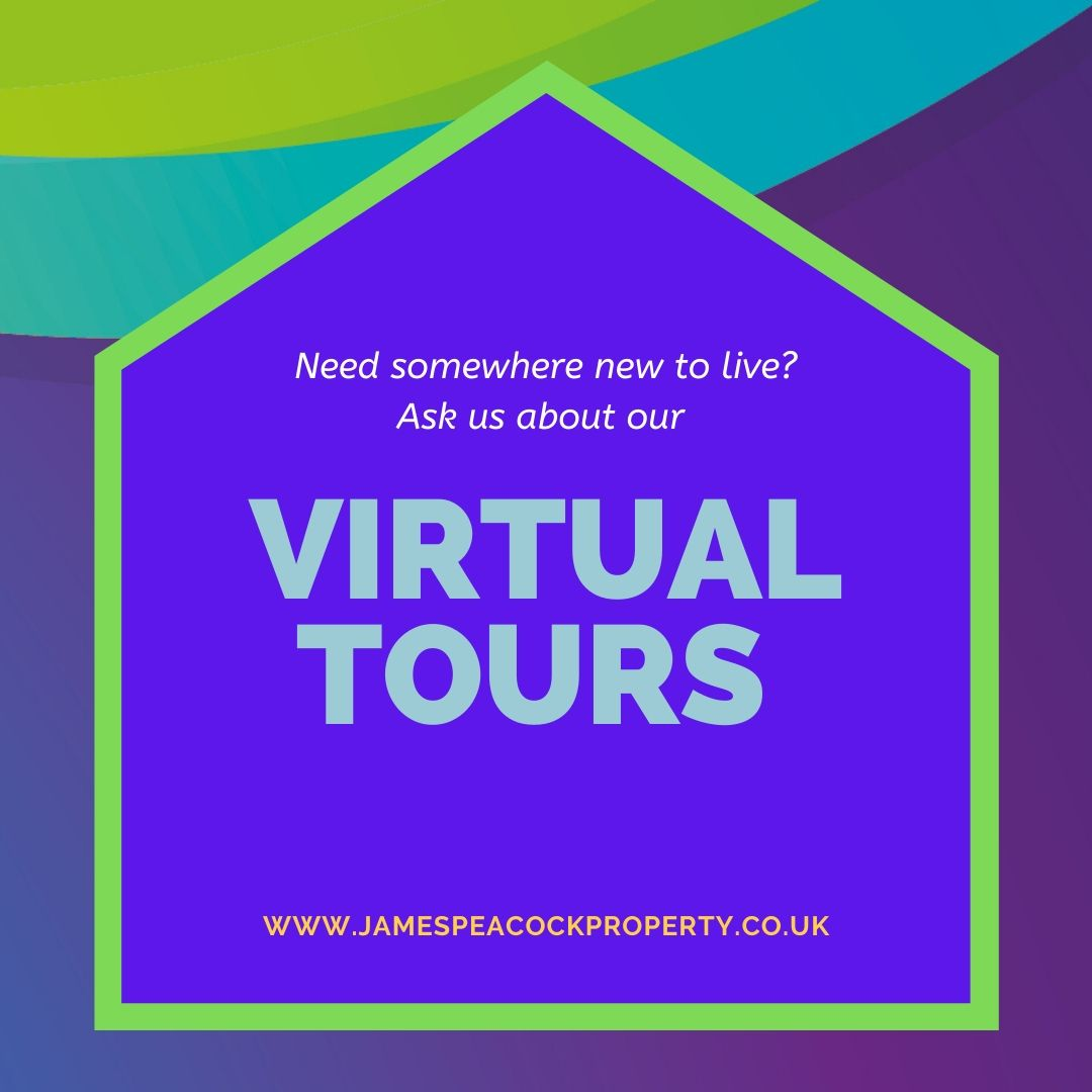 We're keeping the property market moving via Virtual Tours.