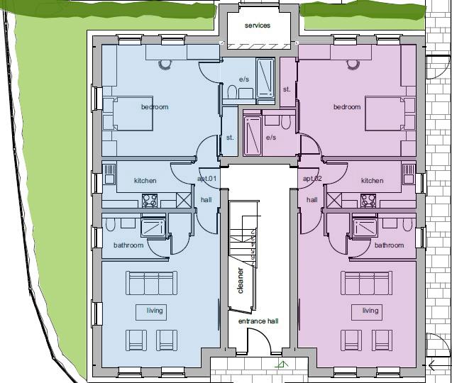 Kingfisher House Penketh